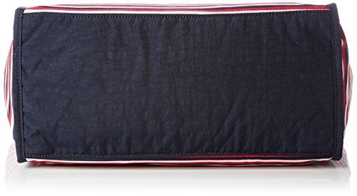 New Tote Multicolour Sugar Shopper Women's Kipling Stripes L AzWw7qSS1