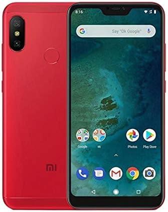 Xiaomi Mi A2 Lite - Smartphone, 4 GB RAM, 64 GB, Rojo [Versión ...
