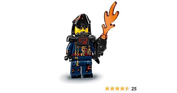 The LEGO Ninjago Movie Minifig LEGO Shark Army Octopus 71019