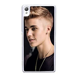 Sony Xperia Z3 Cell Phone Case White Justin Bieber ST1YL6730081