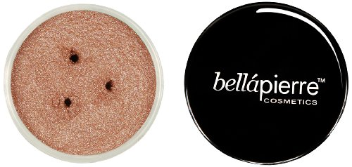 Bella Pierre Shimmer Powder, Beige, 2.35-Gram
