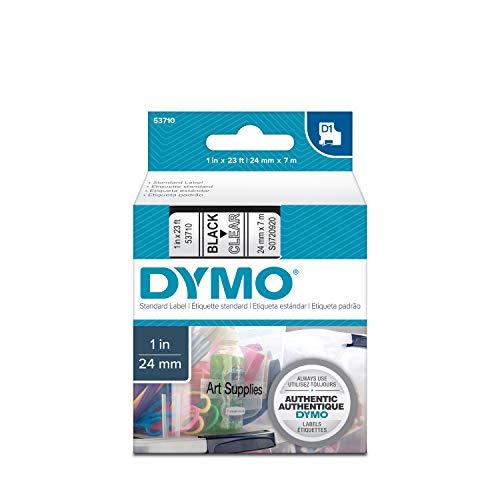 DYMO Standard D1 Labeling Tape , 1 Cartridge