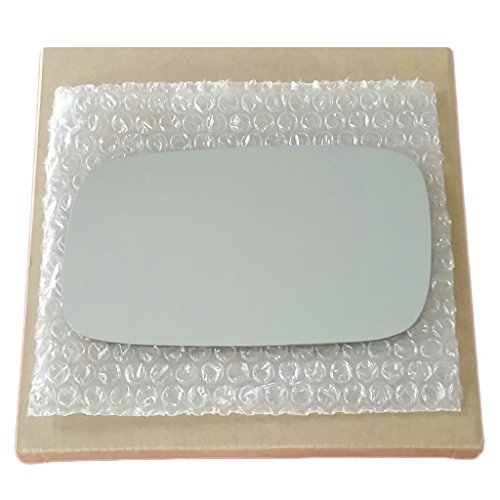 Saab 9 3 Convertible (Mirror Glass and Adhesive 99-02 Saab 9-3 / 99-02 Saab 9-5 / 95-98 Saab 900 Driver Left Side Replacement)