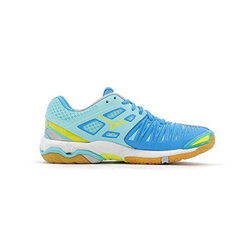 Mizuno Chaussures Stealth femme 4 Wave wp6fqBp
