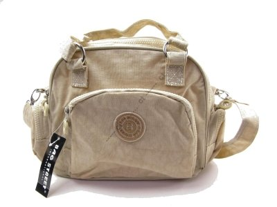 # 1861 Handbag/Shoulder Bag Street Casual Crinkle Nylon - more-bags