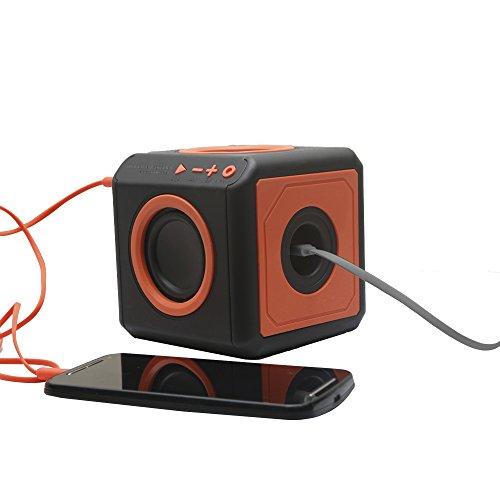 Caixa de Som Bluetooth Portátil 15 Watts Rms, Elg, Pwc-Audwd