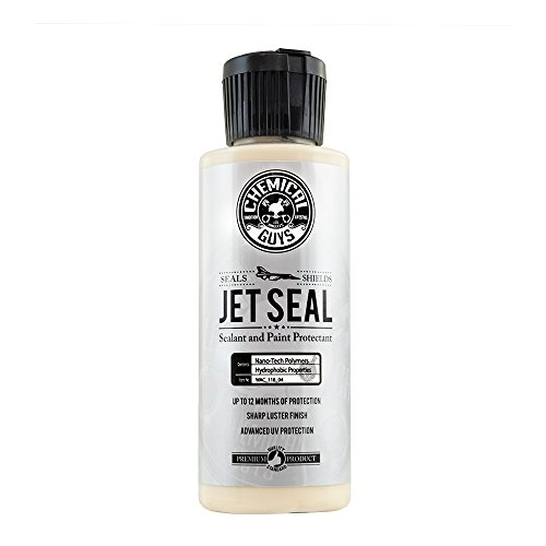 Chemical Guys WAC_118_04 JetSeal Anti-Corrosion Sealant and Paint Protectant (4 oz)