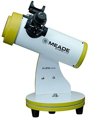 Renewed 227000 EclipseView 82mm Reflecting with Removable Filter Meade Day and Night Telescope