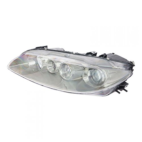 2003 Headlight Lh Driver - Headlight Headlamp Driver Side Left LH for 03-05 Mazda 6