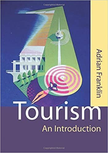 Book Tourism: An Introduction by Adrian Franklin (2003-04-03)