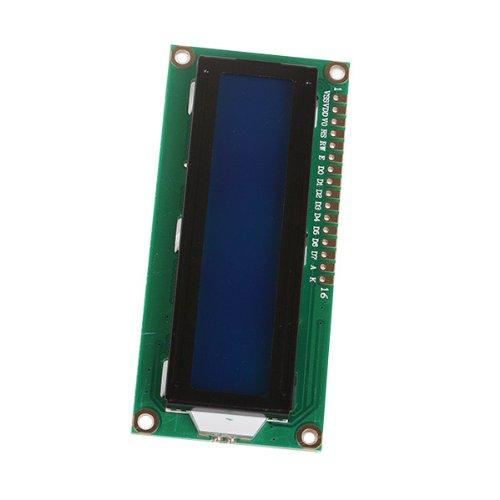 Ecloud ShopUS HD44780 1602 16x2 LCM Character LCD Display Module New