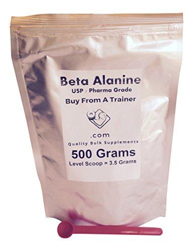 500 grammes bêta Alanine poudre Carnosine récupération Endurance Pharmaceutical 500g