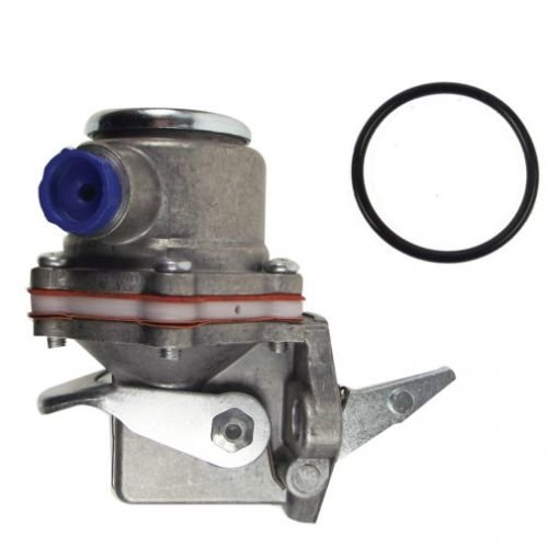 Fuel Lift Transfer Pump New Holland 7635 TD80D TL80 4835 6635 TD75D TL90  TN65 TN75 TL100 TD95D TD90D TL70 5635 TN70 Case IH JX85 JX75 JX1070C JX80U