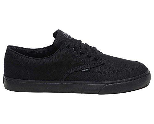 Element Black Herren Black Element Sneaker Herren ppzrqf