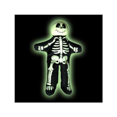 Marionnette à doigt squelette
