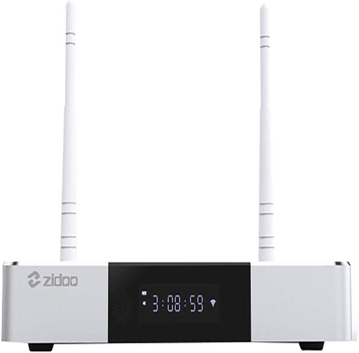 Zidoo Z9S Ultra-HD 4K HDR Media Box