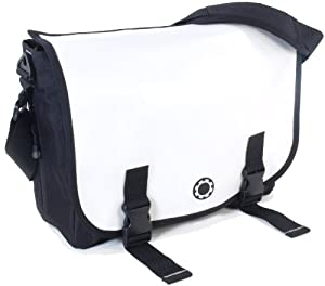 DadGear Messenger - Wicked White from DadGear