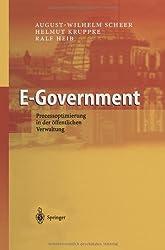 E-Government: Prozessoptimierung In Der Öffentlichen Verwaltung