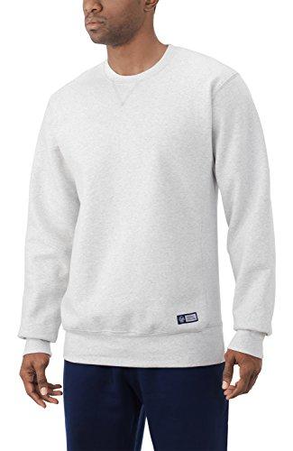 Heavyweight Crewneck Fleece Sweatshirt - 8
