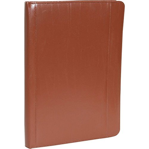 Royce Leather Executive Zip-Around Padholder/Organizer(Tan) by Royce Leather