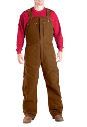 Insulated Duck Bib Overall - 1
