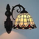 LightInTheBox Max 60W Tiffany Wall Lamps & Sconces Metal Flower Wall Light 110-120V