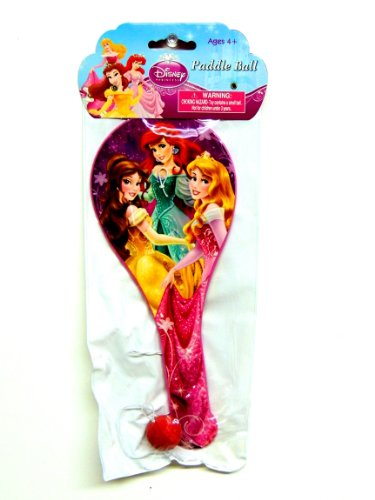 - Disney Princess Paddle Ball
