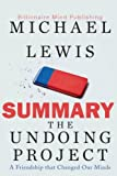 img - for Summary: The Undoing Project: A Friendship That Changed Our Minds book / textbook / text book