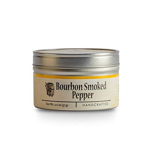 Bourbon Smoked Pepper (Best Bourbon Under 20)