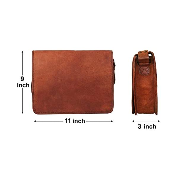 Rustic-Town-11-inch-Vintage-Crossbody-Genuine-Leather-iPad-Messenger-Bag-For-105-inch-iPad-Pro
