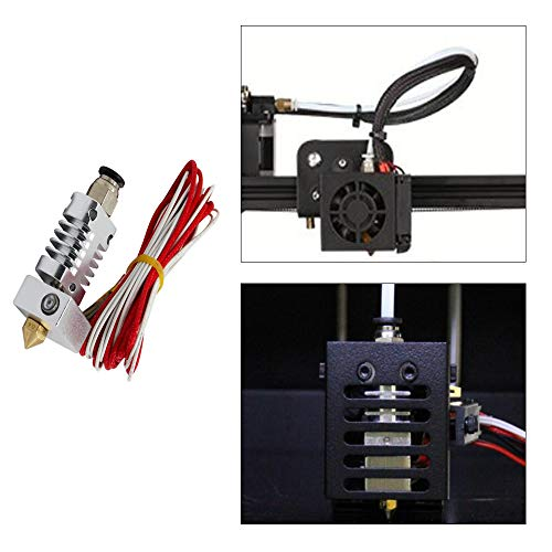 INBBOX Replacement Extruder Hotend Kit for Creality 3D  Printer-CR10,CR10S,CR10 S5,CR10-MINI,CR10 S4,Ender 2- 4mm