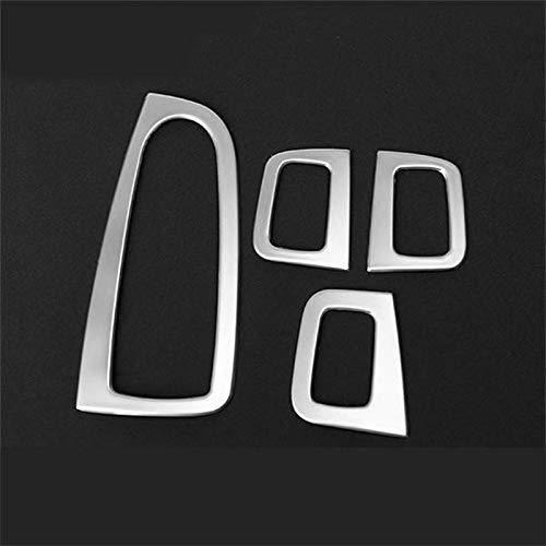 Copertura Decorativa per finestrino Auto Nuova Classe C W205 Glc Interruttore di Ascensore con Paillette per Mercedes CUHAWUDBA