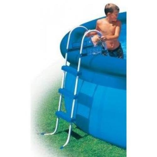 Best swimming pool steps and ladders reviews the best - Above ground swimming pools reviews ...