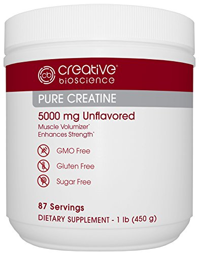 Creative Bioscience Pure Creatine, 1 Pound