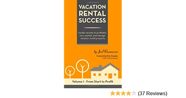 foto de Vacation Rental Success: Insider secrets to profitably own, market ...