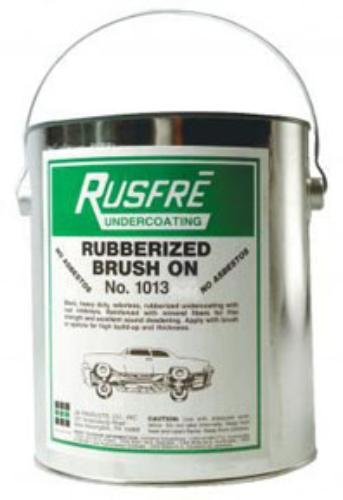 Rusfre UNDERCOATING/Brush ON 1 GAL (RUS-1013)