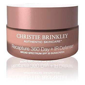 Amazon Com Christie Brinkley Authentic Skin Care Recapture Day Ir