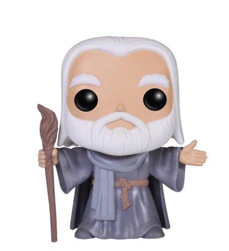 Funko POP Movies: Hobbit 2 Hatless Gandalf Action -