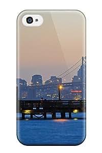1741734K78238903 High Grade Flexible Tpu Case For Iphone 4/4s - San Francisco