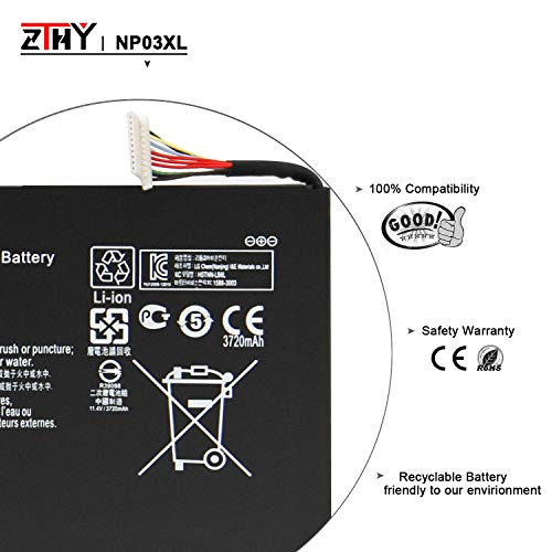GinTai DC Power Jack with Cable Socket Plug Charging Port Replacement for HP Envy X360 15-u000 15-u100 15-u300 15-u400 15-u493cl 15-u337cl 15-u363cl 15-u399nr