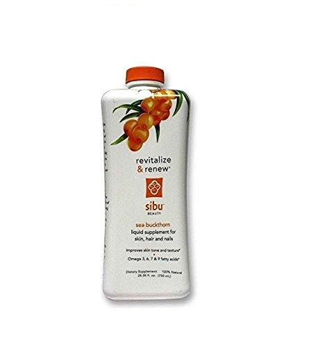 Sea Buckthorn Liquid Supplement Revitalize & Renew (Sea Buckthorn Liquid)