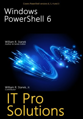 Price comparison product image Windows PowerShell 6 (IT Pro Solutions)