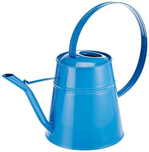 Assorted Enamel - Houston International 8557E 3-Quart Assorted Colors Enamel Watering Can