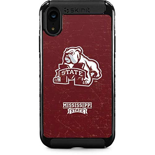 Mississippi State iPhone XR Case - Collegiate Licensing Co | Skinit Cargo Case - Durable Double Layer iPhone XR Cover