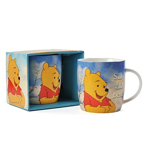 Winnie the Pooh Silly Old Bear Boxed Mug - Pooh Silly Old Bear