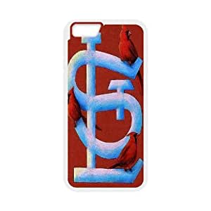Cardinals DIY Hard Case for iPhone6 Plus 5.5