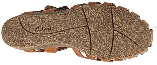 fbc2a50ace0658 Clarks Women s Jaina Rouge Sandal