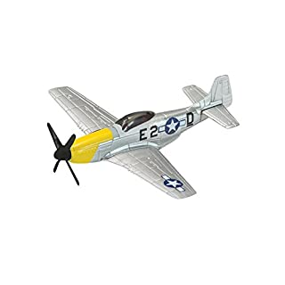 Corgi Showcase North American P-51 Mustang Military Aviation Die-Cast Metal Model Fit The Box Scale CS90627