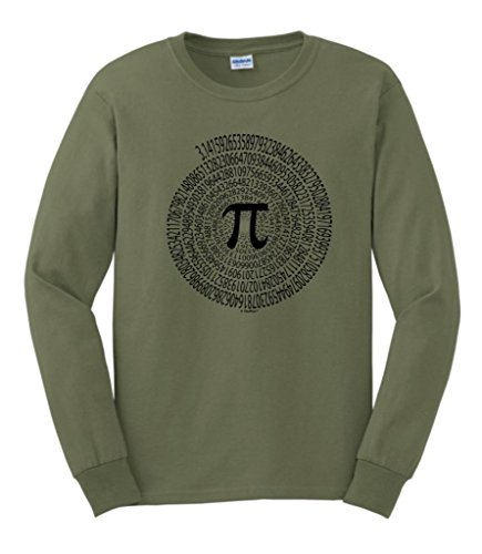 3 14 Spiral March Sleeve T Shirt