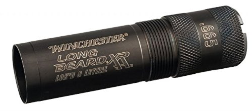 Trulock Winchester Long Beard XR Precision Hunter Choke Tube Black, Small, Beretta #4 LB4BER12665 (Best Choke For Winchester Long Beard Xr)